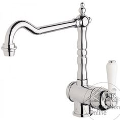 Armando Vicario French Provincial Single Lever Kitchen Tap - Sink Mixer