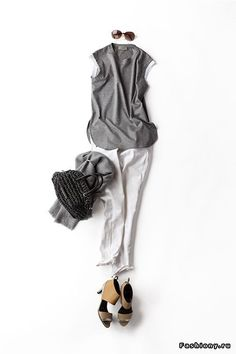 Капсульный гардероб (часть вторая)