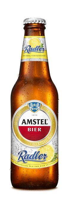 VBAT developed the key visual and packaging for the introduction of Amstel Radler. A natural mix of lager and lemon comes to life on the packaging with a natural taste and easy to drink feeling , for beer lovers who are seeking refreshment. Beer 101, Beers Of The World, Honeymoon Planning, Wine And Spirits, Beer Lovers, Brewery, Food Inspiration, Alcohol, Beer Bottles