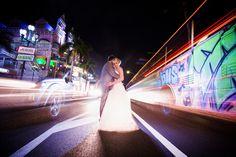Hochzeit Mein Schiff 3 - Karibik - Aruba by night - Hochzeitsfoto