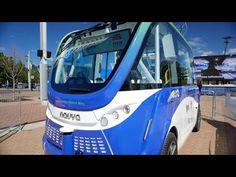 The Innovation Games - Autonomous Vehicle @ Sydney Olympic Park Games 2017, Olympics, Sydney, Innovation, Science, Events, Rock, Vehicles, Happenings