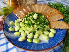 Maltese bean spread