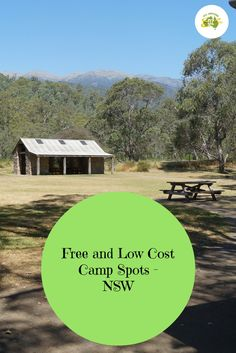 Find awesome spots to camp in NSW