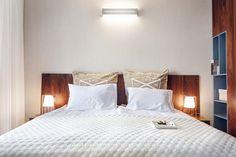 #sypialnia #apartament #bedroom #sopot #design