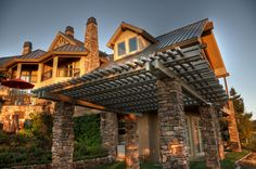 Quality craftsmanship, individually hand selected materials and specialized tradesmen from around the country have skillfully crafted this masterpiece. Classic mountain home grandeur is reflected in the warmth and comfort of this home.