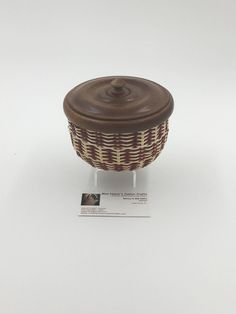 A personal favorite from my Etsy shop https://www.etsy.com/listing/521439242/5-nantucket-round-basket-with-pattern