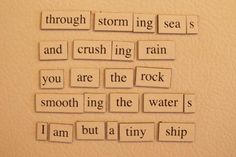 play Magnetic Poetry online