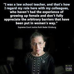 Happy 83rd birthday to U.S. Supreme Court Justice Ruth Bader Ginsburg! The second female justice on the U.S. Supreme Court and a current Associate Justice, Ginsburg is recognized as being one of the Court's main advocates for advancing women's rights under the law.