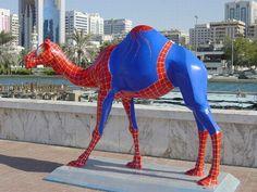 camelo aranha