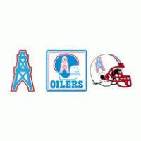 Houston Oilers logo vector Nfl Logo, Team Logo, Football Helmets, Football Stuff, Houston Oilers, H Town, Sport Icon, Tennessee Titans, Vintage Football
