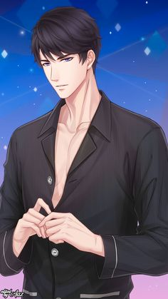 Badass Anime, Cool Anime Guys, Handsome Anime Guys, Hot Anime Boy, Chica Anime Manga, Anime Couples Manga, Manga Boy, Anime Art, Anime Love Couple
