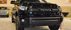 Images from the Houston Auto Show: 2015 Toyota Tundra TRD Pro. Boy Toys, Toys For Boys, Toyota Tundra Trd Pro, R Vinyl, Truck Camping, Dream Machine, Atvs, Truck Accessories, Vroom Vroom