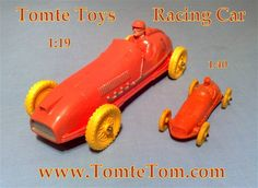Tomte Toys Scale 1:19 versus 1:40