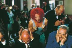 Still of Franka Potente in Run Lola Run (1998)