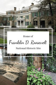 Home of Franklin D. Roosevelt N.S - The Suitcase Renegades East Coast Road Trip, Us Destinations, Walk In The Woods, Park Service, Family Adventure, Travel Inspiration, Travel Ideas, Roosevelt, Historical Sites