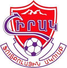 Shirak FC (old badge) Fifa, Football Team Logos, History, Soccer, Armenia, Badges, Pride, Patches, Colours