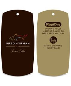 Greg Norman for Tasso Elba Men's Microfiber Golf Shorts - Tan/Beige 38