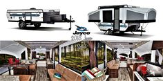 Jayco Campers, Mini Caravan, Camping Trailers, Sports, Products, Cars, Homes, Pull Behind Campers, Hs Sports