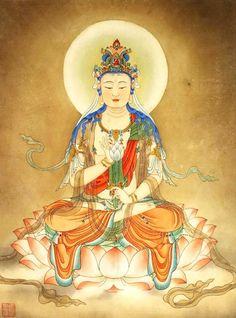 Goddess of Mercy image