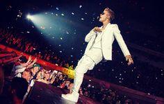 Justin Bieber ist doch noch ein BabyDer kleine Justin Bieber würde so gern wie ein richtiger Mann wirken. In Interviews gibt er seit