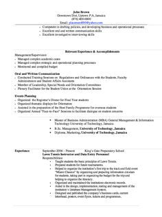 Master Hospital Volunteer Resume Sample  HttpExampleresumecv