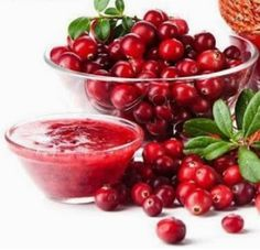 Cranberries Health Benefits on the Body