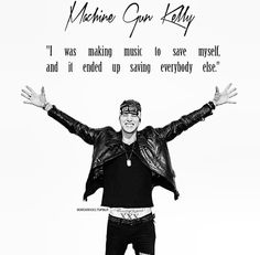 MACHINE GUN KELLY <3 reason why i love him (: