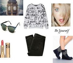 """#129"" by paulabarrone on Polyvore"