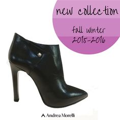 #andreamorelli #shoes #fashion #fw1516 NEW COLLECTION