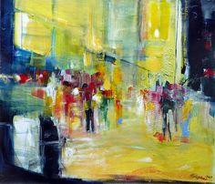 Philippin  Inge Kunst Abstraktes Menschen: Gruppe Moderne Expressionismus Abstrakter Expressionismus
