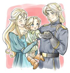 Imagen de fanart, Legend of Zelda, and shayne