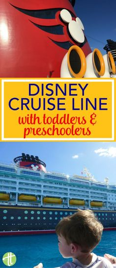 Planning a Disney Cruise with a toddler or preschooler? Everything you need to know about DCL with young kids - from dining, kids clubs, activities, Castaway Cay, and more!