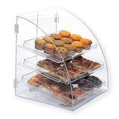 We are professional Acrylic Pastry Display Case supplier and factory in China.We can produce Acrylic Pastry Display Case according to your requirements.More types of Acrylic Pastry Display Case wanted,please contact us right now! Cupcake Display Stand, Bakery Display Case, Bread Display, Pastry Display, Cookie Display, Cake And Cupcake Stand, Display Stands, Acrylic Cake Stands, Acrylic Display Case