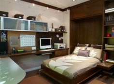 cool murphy bed designs. Murphy Bed - Contemporary Home Office Los Angeles By Erica Islas / EMI Interior Design, Inc. Cool Designs