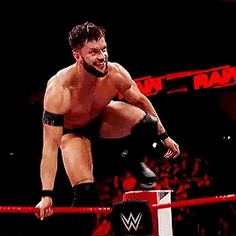 Wrestling Outfits, Men's Wrestling, Dave Cameron, Balor Club, Best Wrestlers, Male Athletes, Finn Balor, Get Running, Demon King
