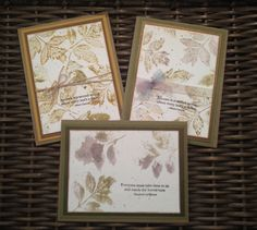 Meadow Greens stamp set by Papertrey Ink.  Sentiment by TPC studio.  Inks: Tim Holtz Distress Inks