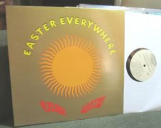 Easter Everywhere LP 13th Floor Elevators Thirteenth RARE Mono re LP IALP5 RARE | eBay