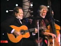 Blue Skies-Willie Nelson & Kenny Rogers