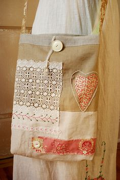 Hodge Podge Hip Bag (no. 02) by Rebecca Sower, via Flickr