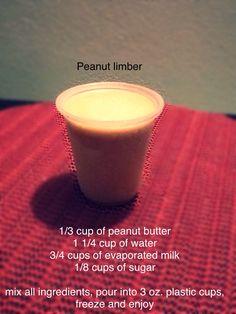 Peanut limber