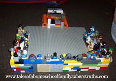Teaching with Legos – Ancient History | Tales of a Homeschool Family
