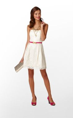 Lilly Pulitzer - Marielle Dress want this. so bad.