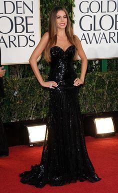 sophia vergara Golden Globe Awards