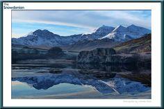 Snowdon Horseshoe reflection