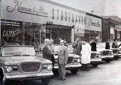 This dealer was in South Bend where the Studebakers were made.