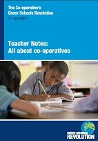THE CO-OPERATIVE Co-operation  11-16 Years - Citizenship, Teachers Guide. Teachers notes all about Co-operatives. Use these resources to learn all about the co-operative model and what makes it unique.