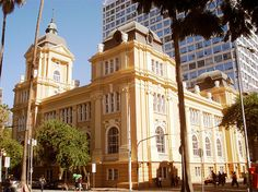 Margs vista da rua siqueira campos - Porto Alegre - Wikipedia, the free encyclopedia