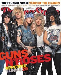 Guns N Roses - Rolling Stone (2007 Aug)