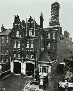 Kentish Town Fire Station 1903