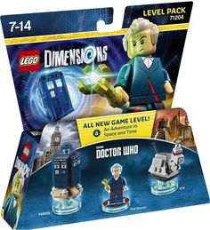 USA: LEGO Dimensions Doctor Who Level Pack Released Today